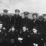 22 рота 221 класс ВВМУПП им.Ленинского комсомола