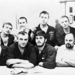 В первом ряду: Лиферов Юрий,  Колеватов Юрий Александрович, Франчук Александр, Плотников Николай