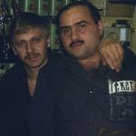 Бойко А.В. (справа), Орлов С.В.