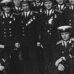 Гаврильченко А.С. и Колесник А.А. (в центре)